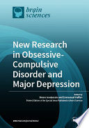 New Research In Obsessive Compulsive Disorder And Major Depression