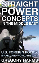 Straight Power Concepts in the Middle East Book