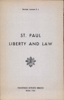 St  Paul Liberty and Law