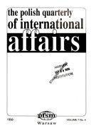 The Polish Quarterly of International Affairs