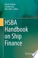 HSBA Handbook on Ship Finance Book