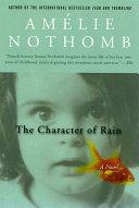 The Character of Rain [Pdf/ePub] eBook