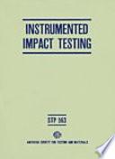 Instrumented Impact Testing Book