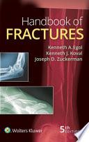 Handbook of Fractures Book