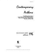 Contemporary Authors Pdf/ePub eBook