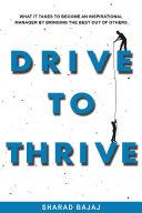 Drive To Thrive [Pdf/ePub] eBook