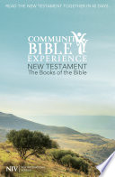 The Books of the Bible (NIV): New Testament