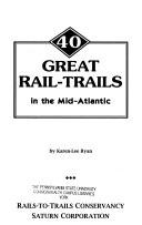 40 Great Rail Trails in the Mid Atlantic