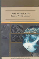 Water Balances in the Eastern Mediterranean