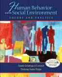 Human Behavior and the Social Environment Book