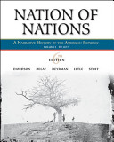Nation Of Nations Volume 1 To 1877