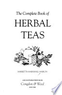 The Complete Book of Herbal Teas