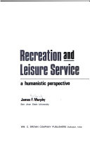 Recreation and Leisure Service Book PDF