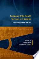 Ebook European Child Health Services And Systems Lessons Without Borders