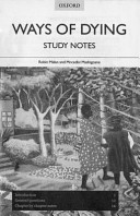 Books - Ways Of Dying Study Notes | ISBN 9780195718492