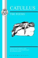 Catullus  Poems