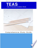 TEAS Test of Essential Academic Skills TEAS Test Comprehensive Study Guide Book