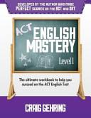ACT English Mastery Level 1
