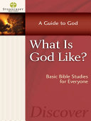 What Is God Like? Pdf/ePub eBook
