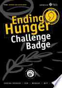 Ending Hunger Challenge Badge Book