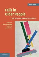 Cover of Falls in Older People