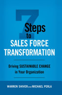 7 Steps to Sales Force Transformation