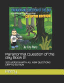 Paranormal Question of the Day Book 2