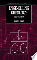 Engineering Rheology Book
