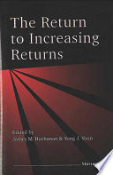 The Return to Increasing Returns