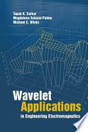 Wavelet Applications in Engineering Electromagnetics