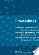 Student Conference Medical Engineering Science 2012 Book
