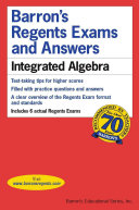 Barron's Regents Exams and Answers: Integrated Algebra - Seite 413