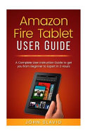 Amazon Fire Tablet User Guide