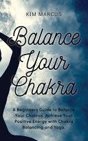 Balance Your Chakra