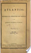 The Atlantis Book