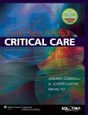 Civetta, Taylor, & Kirby's Critical Care