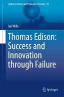Thomas Edison: Success and Innovation through Failure Pdf