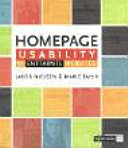Homepage Usability: 50 enttarnte Websites