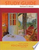 """Study Guide for Psychology, Seventh Edition"" by Richard O. Straub, David G. Myers, Cornelius Rea"
