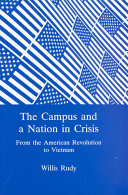 The Campus and a Nation in Crisis