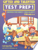 Gifted and Talented Test Prep 1  : Geared for Nnat and Olsat for Ages 3-6