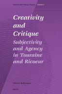 Creativity and Critique