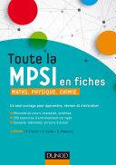 Toute la MPSI en fiches - 2ed