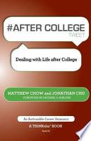 After College Tweet Book01 Book