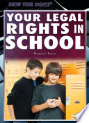 Your Legal Rights in School