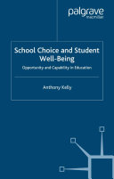 School Choice and Student Well Being