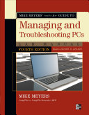 Mike Meyers Comptia A Guide To Managing And Troubleshooting Pcs Lab Manual Fourth Edition Exams 220 801 220 802