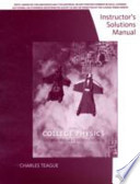 Instructor's Solution Manual- College Physics