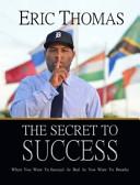 The Secret to Success banner backdrop