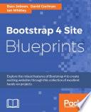 Bootstrap 4 Site Blueprints
